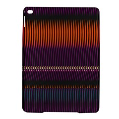 Curvy Stripes       apple Ipad Air 2 Hardshell Case by LalyLauraFLM