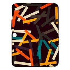 Sticks          samsung Galaxy Tab 3 (10 1 ) P5200 Hardshell Case by LalyLauraFLM