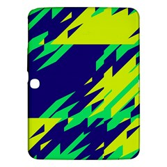 3 Colors Shapes    			samsung Galaxy Tab 3 (10 1 ) P5200 Hardshell Case by LalyLauraFLM