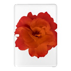 Red Rose Photo Samsung Galaxy Tab Pro 10.1 Hardshell Case by dflcprints