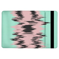 Wave Form 			apple Ipad Air Flip Case by LalyLauraFLM