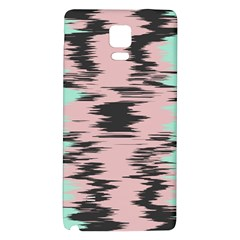 Wave Form 			samsung Note 4 Hardshell Back Case by LalyLauraFLM