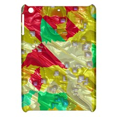 Colorful 3D texture   			Apple iPad Mini Hardshell Case by LalyLauraFLM