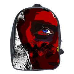 Eagle Backpack Small School Bag (large) by DryInk