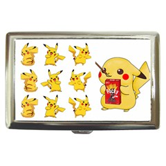 Pikachu Cigarette Case  by BBC007