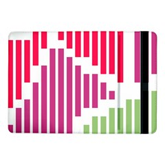 Vertical Stripes    			samsung Galaxy Tab Pro 10 1  Flip Case by LalyLauraFLM