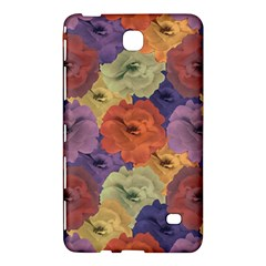 Vintage Floral Collage Pattern Samsung Galaxy Tab 4 (7 ) Hardshell Case  by dflcprints