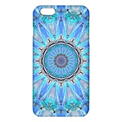 Sapphire Ice Flame, Light Bright Crystal Wheel Iphone 6 Plus/6s Plus Tpu Case by DianeClancy