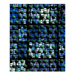 Looking Out At Night, Abstract Venture Adventure (venture Night Ii) Shower Curtain 60  X 72  (medium)  by DianeClancy