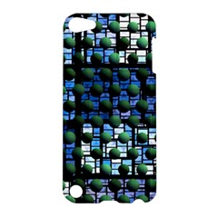 Looking Out At Night, Abstract Venture Adventure (venture Night Ii) Apple Ipod Touch 5 Hardshell Case by DianeClancy