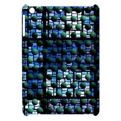 Looking Out At Night, Abstract Venture Adventure (venture Night Ii) Apple Ipad Mini Hardshell Case by DianeClancy