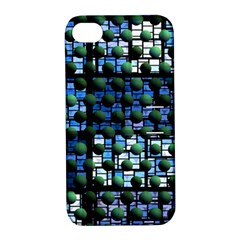 Looking Out At Night, Abstract Venture Adventure (venture Night Ii) Apple Iphone 4/4s Hardshell Case With Stand by DianeClancy