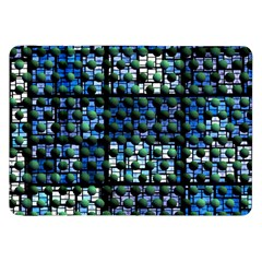 Looking Out At Night, Abstract Venture Adventure (venture Night Ii) Samsung Galaxy Tab 8 9  P7300 Flip Case by DianeClancy