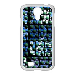 Looking Out At Night, Abstract Venture Adventure (venture Night Ii) Samsung Galaxy S4 I9500/ I9505 Case (white) by DianeClancy