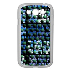 Looking Out At Night, Abstract Venture Adventure (venture Night Ii) Samsung Galaxy Grand Duos I9082 Case (white) by DianeClancy