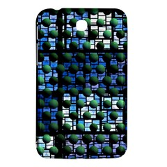 Looking Out At Night, Abstract Venture Adventure (venture Night Ii) Samsung Galaxy Tab 3 (7 ) P3200 Hardshell Case  by DianeClancy