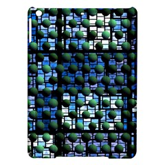 Looking Out At Night, Abstract Venture Adventure (venture Night Ii) Ipad Air Hardshell Cases by DianeClancy
