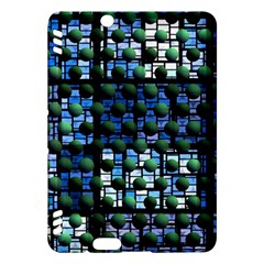 Looking Out At Night, Abstract Venture Adventure (venture Night Ii) Kindle Fire Hdx Hardshell Case by DianeClancy