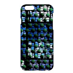 Looking Out At Night, Abstract Venture Adventure (venture Night Ii) Apple Iphone 6 Plus/6s Plus Hardshell Case by DianeClancy