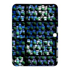 Looking Out At Night, Abstract Venture Adventure (venture Night Ii) Samsung Galaxy Tab 4 (10 1 ) Hardshell Case  by DianeClancy