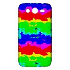 Colorful Digital Abstract  Samsung Galaxy Mega 5 8 I9152 Hardshell Case  by dflcprints
