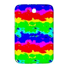Colorful Digital Abstract  Samsung Galaxy Note 8 0 N5100 Hardshell Case  by dflcprints
