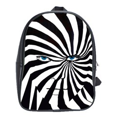 ZEBRA BACKPACK School Bag (Large) by DryInk
