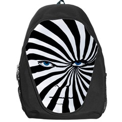Zebra Backpack Backpack Bag by DryInk