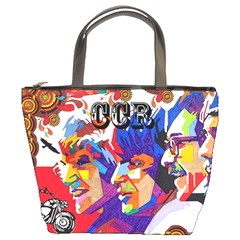 CCR BUCKET Bucket Handbag by DryInk