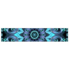 Star Connection, Abstract Cosmic Constellation Flano Scarf (small) by DianeClancy