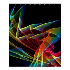 Dancing Northern Lights, Abstract Summer Sky  Shower Curtain 60  X 72  (medium)  by DianeClancy