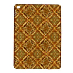 Luxury Check Ornate Pattern Ipad Air 2 Hardshell Cases by dflcprints