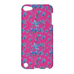 Floral Collage Revival Apple Ipod Touch 5 Hardshell Case by dflcprints