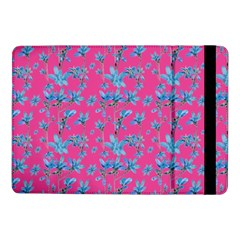Floral Collage Revival Samsung Galaxy Tab Pro 10 1  Flip Case by dflcprints