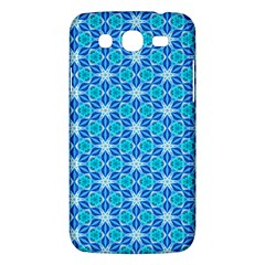 Aqua Hawaiian Stars Under A Night Sky Dance Samsung Galaxy Mega 5 8 I9152 Hardshell Case  by DianeClancy