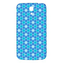 Aqua Hawaiian Stars Under A Night Sky Dance Samsung Galaxy Mega I9200 Hardshell Back Case by DianeClancy