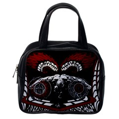 Angel Classic Handbag (one Side) by DryInk