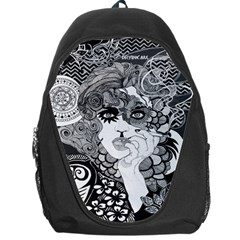 Smoking Large Backpack Backpack Bag by DryInk