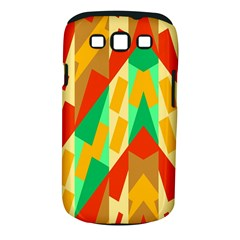 Angles         			samsung Galaxy S Iii Classic Hardshell Case (pc+silicone) by LalyLauraFLM