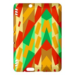 Angles         kindle Fire Hdx Hardshell Case by LalyLauraFLM