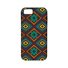 Rhombus Pattern          			apple Iphone 5 Classic Hardshell Case (pc+silicone) by LalyLauraFLM