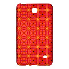 Peach Apricot Cinnamon Nutmeg Kitchen Modern Abstract Samsung Galaxy Tab 4 (7 ) Hardshell Case  by DianeClancy