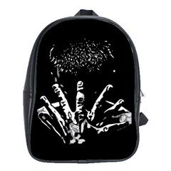 Strong Hands Backpack School Bag (large) by DryInk