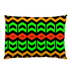 Rhombus And Other Shapes Pattern             pillow Case by LalyLauraFLM