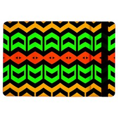Rhombus And Other Shapes Pattern             			apple Ipad Air 2 Flip Case by LalyLauraFLM