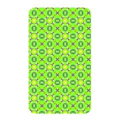 Vibrant Abstract Tropical Lime Foliage Lattice Memory Card Reader by DianeClancy