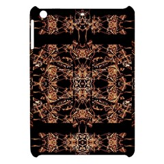 Dark Ornate Abstract  Pattern Apple Ipad Mini Hardshell Case by dflcprints