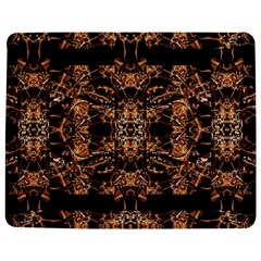 Dark Ornate Abstract  Pattern Jigsaw Puzzle Photo Stand (rectangular) by dflcprints