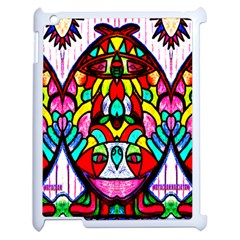 Sun Dial Apple Ipad 2 Case (white) by MRTACPANS