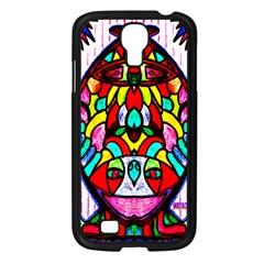 Sun Dial Samsung Galaxy S4 I9500/ I9505 Case (black)
